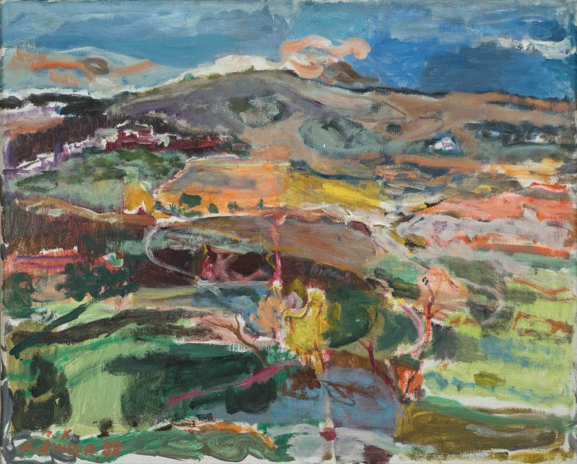 BinderAvraham_Landscape_OilCanvas_65x81cm