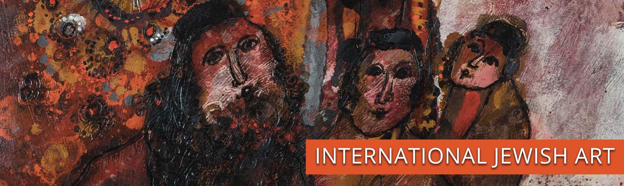 International Jewish Art